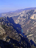 Le Canyon du Verdon